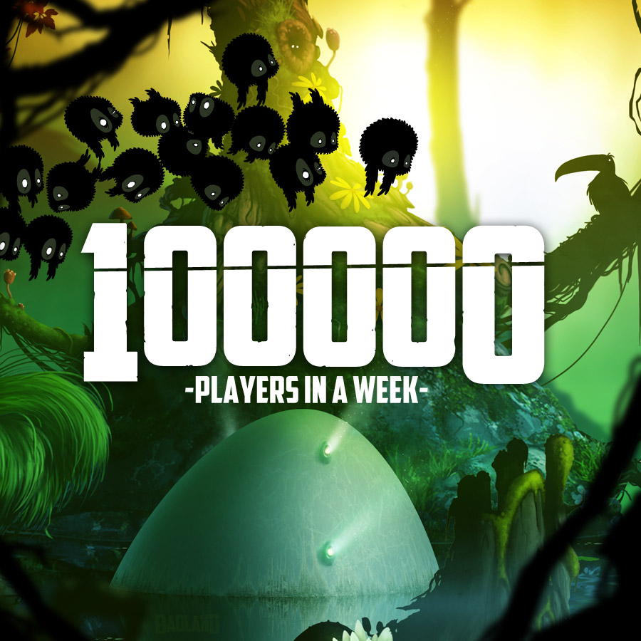 100000 players