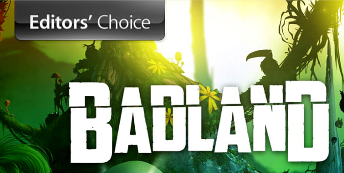 BADLAND - Editors' choice