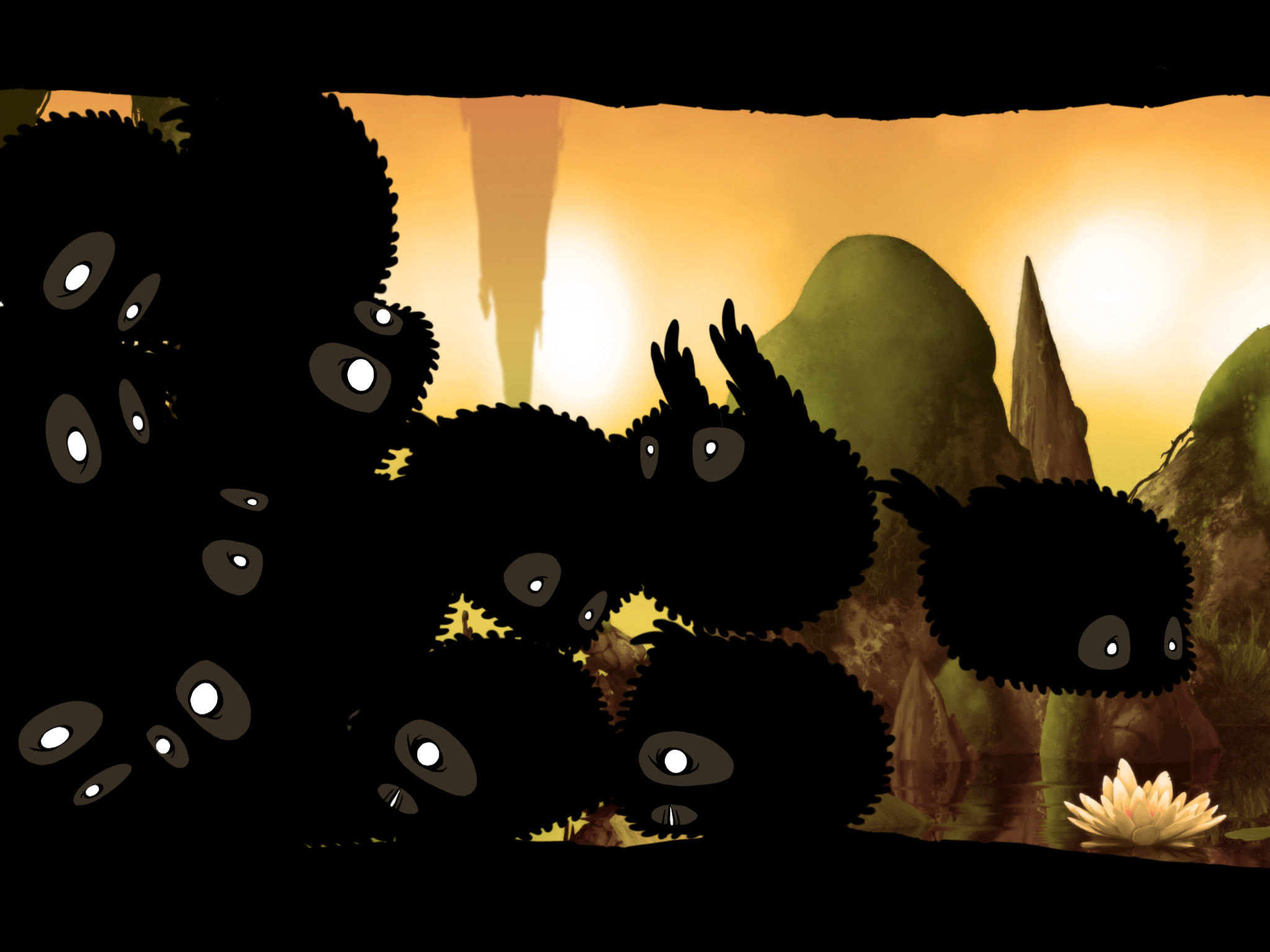 BADLAND - Day II - Dawn